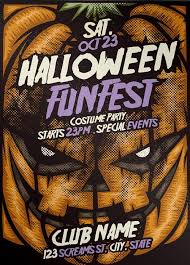 halloween template flyer free halloween flyer template amitdhull co