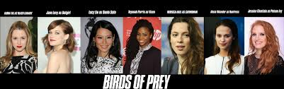 DISCUSSION: Your fancast and ideas for the Birds of Prey film? :  DC_Cinematic