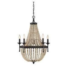 rubbed bronze chandelier. Plain Bronze Hayden Oil Rubbed Bronze FiveLight Chandelier Throughout T