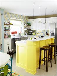 colorful kitchen ideas. How To Sprinkle Your Kitchen With Colors? | HomesFeed Colorful Ideas