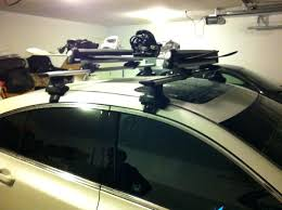 snowboard rack wall diy carrier for car jeep wrangler unlimited