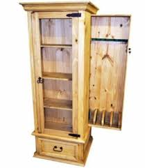 curio cabinets for in stock