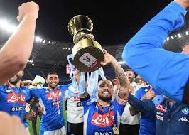 Arkadiusz milik scored the winning penalty after alex meret. Juventus Vs Napoli Pertama Kalinya Pemenang Coppa Italia Diputuskan Melalui Penalti Sejak 2009