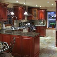 black granite with cherry cabinets kitchen jpg kitchen cherry wood kitchen cabinets with black granite