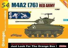 9154 <b>Cyber</b> Hobby М4А2 (76) «Шерман»   M4A2 (76) Red Army ...