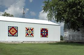 Quilt Patterns For Barn Art Mesmerizing Barn Quilts Of Black Hawk County Cedar Falls Tourism Visitors Bureau