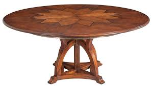 expandable round table solid walnut round arts and crafts expandable dining room table expandable round table expandable round table