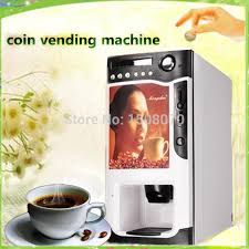 Instant Coffee Vending Machine Amazing Free Shipping 48v Automatic Instant Milk Dispenser Machine Milk