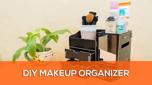 How to Assemble the DIY <b>Wooden Makeup Organizer</b> From Lazada ...