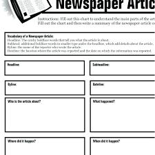 Newspaper Article Summary Template Fresh Newspaper Article Template Awesome The Wizard Of Oz