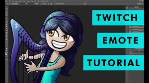 How To Design Emotes For Twitch How To Make Emotes For Twitch Partners Affiliates Tutorial Part 1
