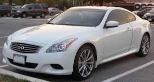 infinity car. infiniti g37 is listed (or ranked) 3 on the list full of infinity car
