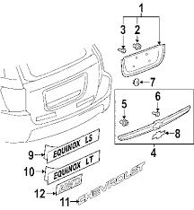 similiar chevy equinox parts diagram keywords chevrolet equinox parts diagram 2008 chevrolet equinox parts gm