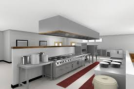 Small Picture Interesting Restaurant Kitchen Layout 3d Sample Floor Plans To In