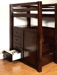 Loft Beds: Fullsize Loft Bed Bunk Over Full Futon Queen Size Beds With Desk  And