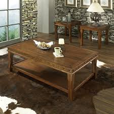 Full Size Of Coffee Tables:mesmerizing Steve Silver Pack Table Set In  Merlot With Rosemont ...