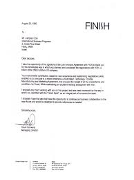 Thank You Letter For Appreciation 6 Free Sample Employee
