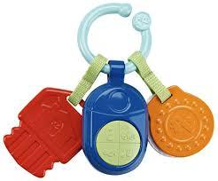 <b>Прорезыватель</b> Mattel <b>Fisher</b>-<b>Price</b> Телефон и Ключики