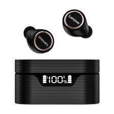<b>Lenovo LP12 TWS</b> Wireless Earbud - Black | E-valy Limited - Online ...