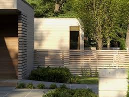 exterior wood fences. modern wood fence exterior contemporary with horizontal slat fencing fences i