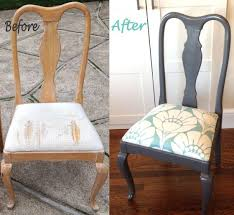 upholstering chairs from fabric to finish diy