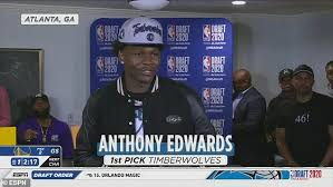 Why anthony edwards is our no. Nba Draft 2020 Top Prospects Anthony Edwards Lamelo Ball James Wiseman Embark On Their Careers News Chant Usa