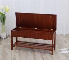 classic polished wooden entryway bench. Modren Polished Classic Polished Wooden Entryway Bench Throughout U