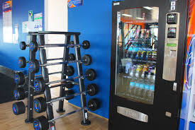 Vending Machines For Gyms Amazing Bertram Gym Plus Fitness