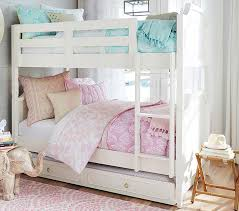 bunk beds for girls. Plain Bunk For Bunk Beds Girls Pottery Barn Kids