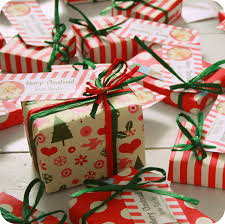 Image result for christmas gift wrapping