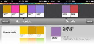Pantone Color Palette Generator. myPantone