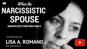 narcissistic spouse stole my family when your family believes the narcissist and not you