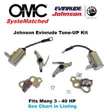 Brp Johnson Evinrude 9 5 10 18 40 Hp Tune Up Kit 172522 2