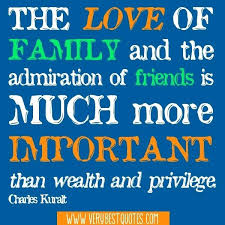 Quotes About The Importance Of Family