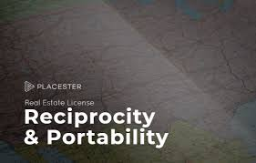 Real Estate License Portability Chart Real Estate License Reciprocity Portability 2019 State