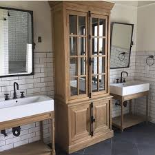 Modern farmhouse bathroom remodel ideas Fixer Upper 120 Modern Farmhouse Bathroom Design Ideas And Remodel 65 Published May 4 2018 At 1024 1024 In 120 Modern Farmhouse Bathroom Design Coachdecorcom 120 Modern Farmhouse Bathroom Design Ideas And Remodel 65