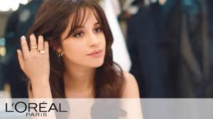 new l oréal paris elvive eback mercial with camila cabello