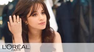 new l oréal paris elvive eback mercial with camila cabello