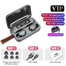<b>ARMOON TWS</b> Bluetooth <b>5.0</b> Wireless Headphone Touch Control ...