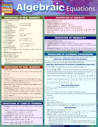 algebraic equations formulas properties operations future  maths algebra