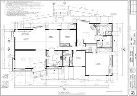 floor plan layout autocad