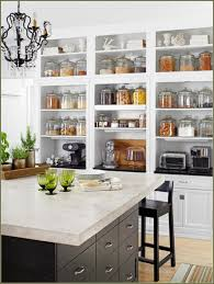 Kitchen Tray Storage Corner Cabinet Organization Ideas Wood Shelf