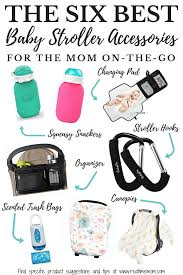 The Six Best Baby Stroller Accessories for Mom On-the-Go - Real ...