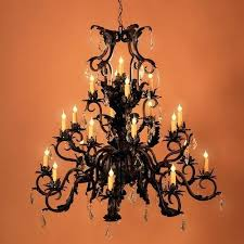 old fashioned chandeliers