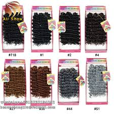 Freetress Color Chart 3pc Pack 1b Bug Freetress Deep Wave Jerry Curly Best Synthetic Hair Crochet Braids Deep Twist Kinky Curly Mali Bob Synthetic Buy Bohemian Jerry