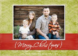 Photo Christmas Card Christmas Card Templates Free Download The Creative Mom