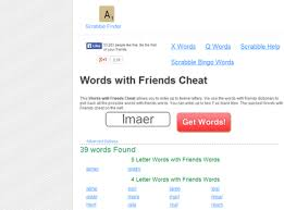 how to cheat in words with friends