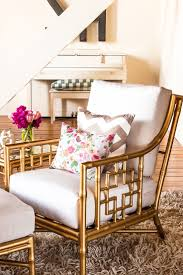 Decorating Lesson: Faux Bamboo