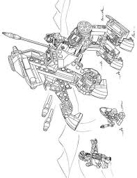 Nexo Lego Knights Coloring Pages Sketch Coloring Page