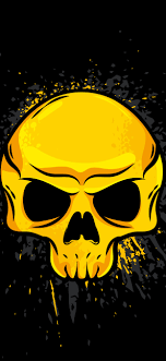 4K Skull with Crown Wallpapers (Page 1 ...